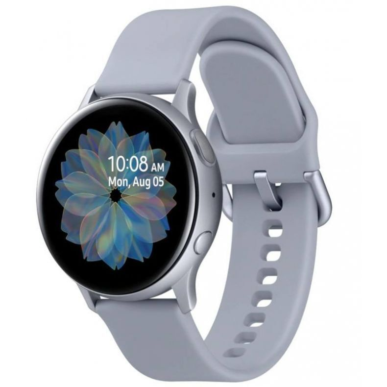 Galaxy Watch Active 2 pilkas. Šonas