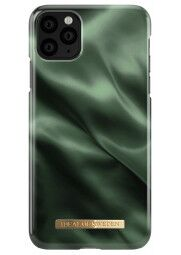 IDEAL Fashion dėklas iPhone 11Pro Max/Xs Max, Emerald satin. Nugarėlė