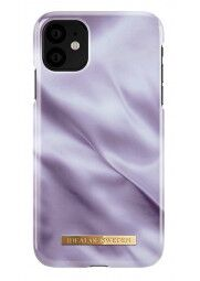 IDEAL Fashion dėklas iPhone 11/XR, Lavender satin. Nugarėle