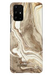 iDeal Fashion dėklas Galaxy S20, Golden sand marble