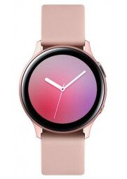 SAMSUNG Galaxy Watch Active2 LTE, 44mm Aliuminis, pink. Priekis