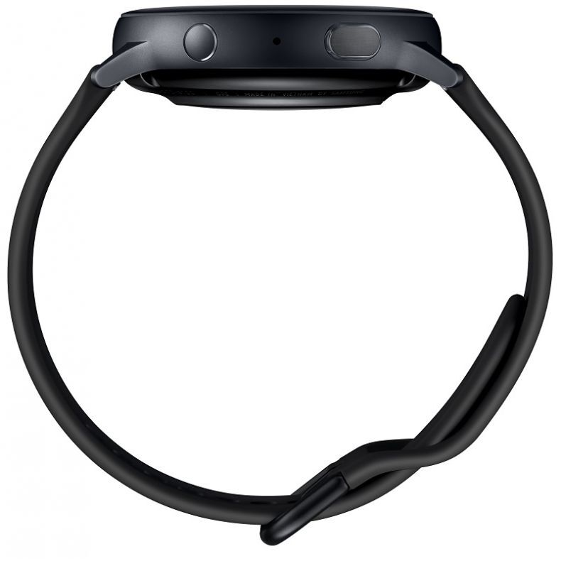 SAMSUNG Galaxy Watch Active2 Aliuminis, juoda