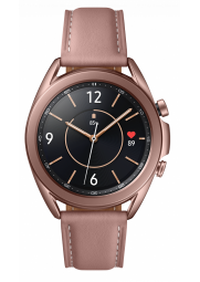 SAMSUNG Galaxy Watch 3 41mm, bronzinis. Priekis