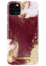 IDEAL Fashion dėklas iPhone 11Pro Max/Xs Max, Gold burgundi. Nugarėlė