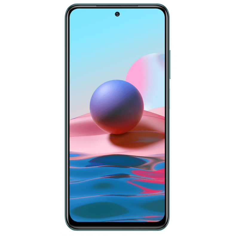 Xiaomi redmi note 10 64GB žalias