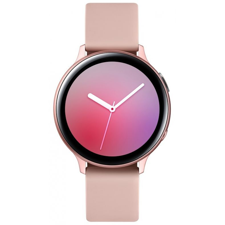 SAMSUNG Galaxy Watch Active2 Aliuminis, gold rose. Priekis