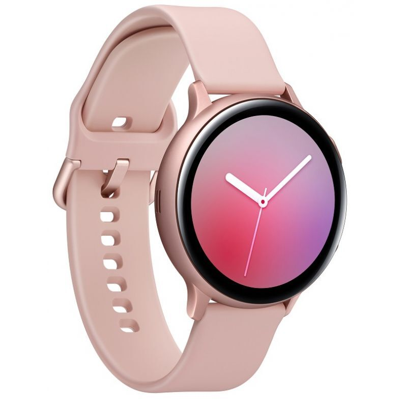 SAMSUNG Galaxy Watch Active2 Aliuminis, gold rose